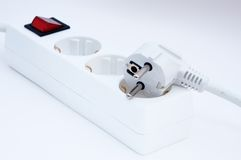 Plug Stock Photo