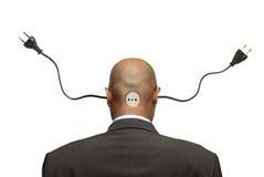 Plug head Stock Image