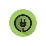 Plug icon Stock Images