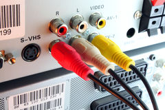 Plug Ins Stock Photo