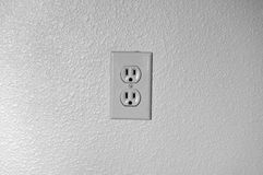 Plug outlet Stock Photography