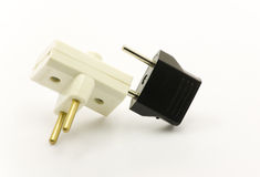 Plug and play Royalty Free Stock Images