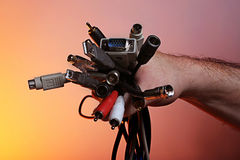 Free Plugged In. Stock Photography - 6032