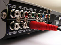 Free Plugged In - Lone Plug Royalty Free Stock Image - 6946
