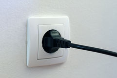 Free Plugged In Socket Stock Photos - 16137533
