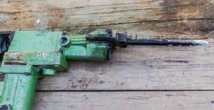 Plugger del martello elettrico Fotografie Stock