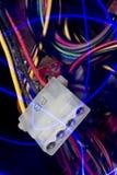 Plugue da rede Imagem de Stock