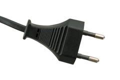 Plugue elétrico imagem de stock