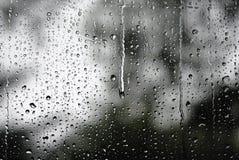 pluie Photographie stock