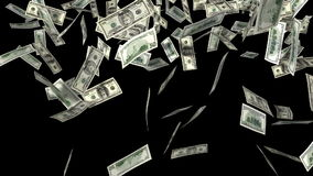Pluie d'argent illustration libre de droits