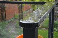 Pluie de source 2 Photos stock
