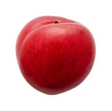Plum. Isolated on a white background. Isolation is on a transparent layer in the PNG format stock photo