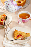 Plum cake Royalty Free Stock Photos