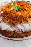 Plum cake Royalty Free Stock Image