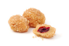 Plum dumplings Royalty Free Stock Photography