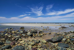 Plum Island Beach Stock Image