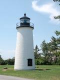 Plum Island Lighthouse. Newburyport, Massachusetts Stock Images