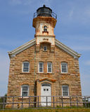 Plum Island Lighthouse Royaltyfri Fotografi