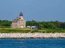 Plum Island Lighthouse Stock Image