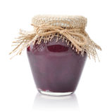 Plum jam Royalty Free Stock Images