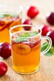 Plum juice Royalty Free Stock Photography
