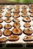 Plum Pie Royalty Free Stock Photos