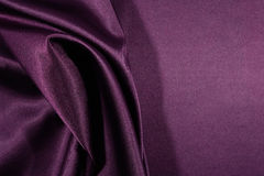 Plum satin background Royalty Free Stock Images