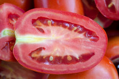 Plum Tomato Stock Photo