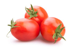 Plum tomatoes Stock Image