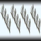 pluma Imagen de archivo libre de regalías
