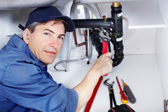 Plumber Stock Photography