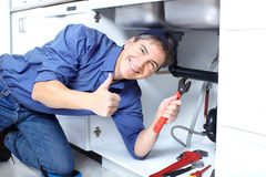 Free Plumber Royalty Free Stock Photo - 16980555