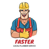 Plumber service Stock Images