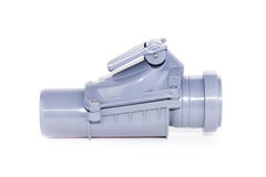 Plumber tube for water Royalty Free Stock Photography