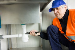 Plumber Stock Photos