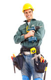 Plumber worker Stock Photography