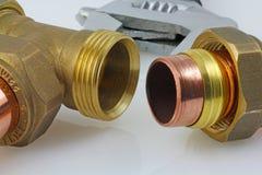 plumbing Immagine Stock Libera da Diritti