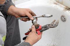 Plumbing Stock Images