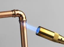 plumbing Στοκ εικόνα με δικαίωμα ελεύθερης χρήσης