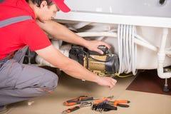 plumbing Στοκ Εικόνα