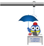 Plumbing company Stock Photo