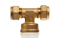 Plumbing fixtures Royalty Free Stock Images