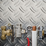 Plumbing inlet pipe valve Stock Image