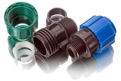 Plumbing polyethylene Royalty Free Stock Photography