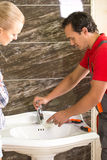 Plumbing Stock Photography