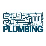 Plumbing and sanitary design Stock Photos