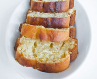 Plumcake.  Royalty Free Stock Photography