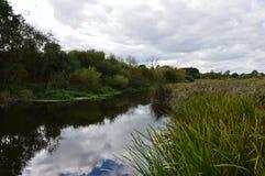 Plumed река Стоковое Изображение RF
