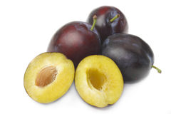 Free Plums Royalty Free Stock Photos - 10849808