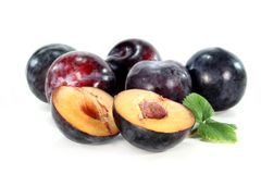 Free Plums Royalty Free Stock Photography - 21797957